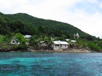 Survey site - Ternate selatan